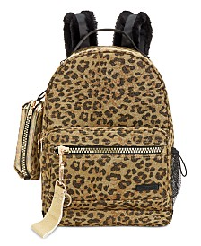 Steve Madden Rascal Backpack With Pencil Case