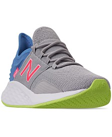 New Balance Women's Fresh Foam Roav Running Sneakers from Finish Line