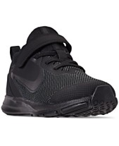 hot sale online e822c 8675b Nike Little Boys  Downshifter 9 Running Sneakers from Finish Line