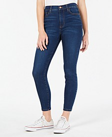 Curvy High Rise Ankle Skinny Jean