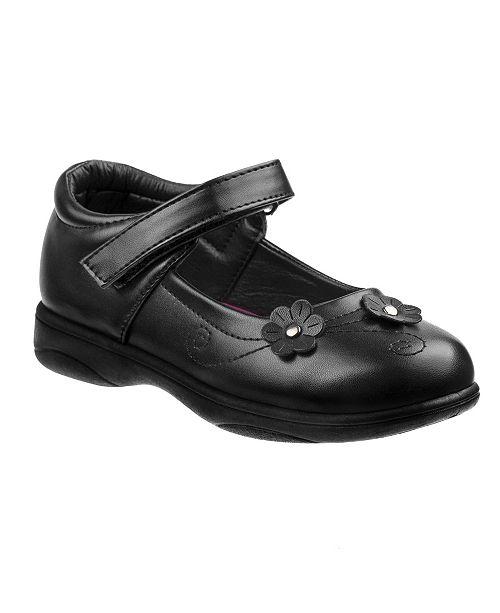 Petalia Every Step School Shoes