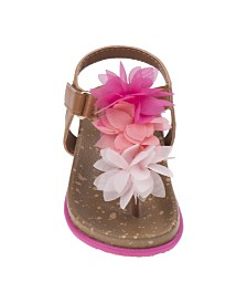 Laura Ashley's Every Step Thong Sandals