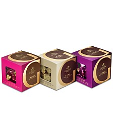 Godiva 3-Pc. Milk, Dark & Vanilla G Cube Set