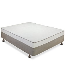 "Sleep Trends Ana Full 7"" Cushion Firm Tight Top Mattress"