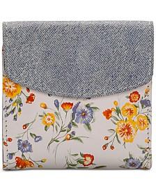 Patricia Nash Mini Meadows Reiti Leather Wallet