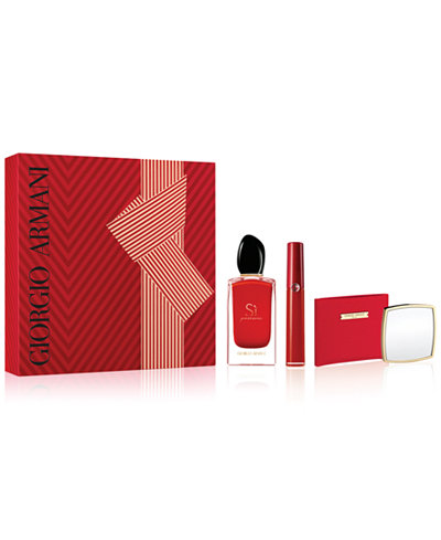 Giorgio Armani Si Passione 3-Pc Gift Set, Created for Macy's!