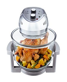 Big Boss 16 Qt. (1300 Watt) Oil-less Air Fryer with Built-In Timer