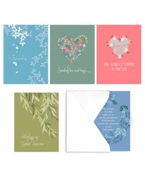 Heart Felt Sympathy Note Cards Assortment