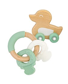 Kalencom Duck and Key Teether