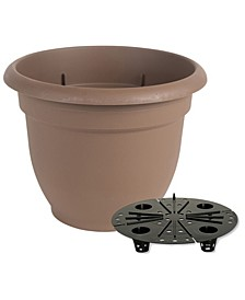 "Ariana 6"" Self Watering Planter"