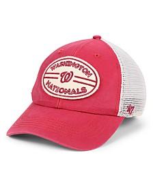 '47 Brand Washington Nationals Hudson Patch Trucker MVP Cap