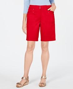 43e2374bded0 Womens Shorts - Macy's