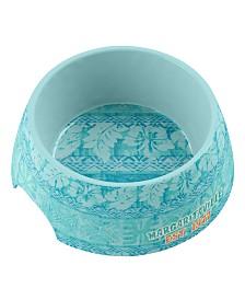 Tarhong Margaritaville® Blue Hawaiian Tropic Medium Pet Bowl