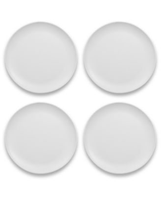 Matte Craft Coupe Dinner Plate, Set of 4