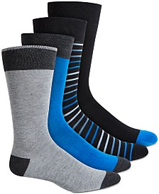 Alfani Men's 4-Pk. Socks, Created for Macy's