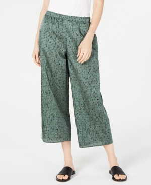 Eileen Fisher Pants CROPPED PANTS, REGULAR & PETITE