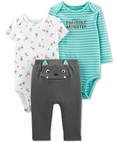 3f499542c8bc7 Newborn Clothes - Macy's