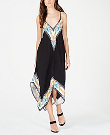 Miranda Adjustable Handkerchief Dress