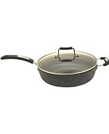 """The Rock 11"""" Deep Fry Pan"""