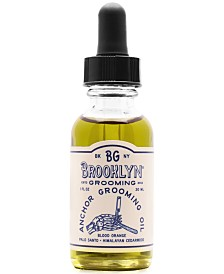 Brooklyn Grooming Anchor Grooming Oil, 1-oz.