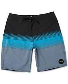 RVCA Men's Colorblocked Board Shorts