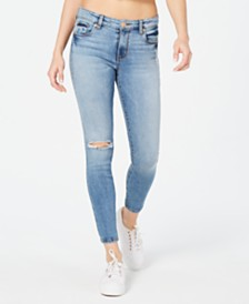 STS Blue Emma Mid-Rise Skinny Jeans