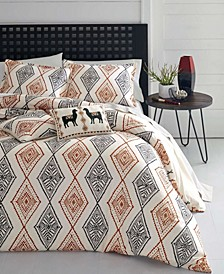 Azalea Skye Cusco  Duvet Set, Full/Queen