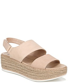 Women's Cool Vibes Espadrille Flatforms