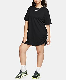 Nike Plus Size Logo T-Shirt Dress