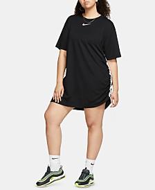 Nike Plus Size Logo T-Shirt Dress