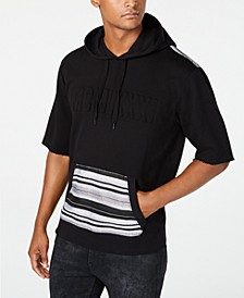 Men's Stripe French Terry Baja Hoodie
