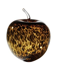 Global Views Tortoise Glass Apple