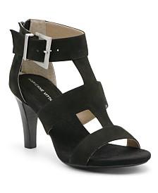 Adrienne Vittadini Varsity Dress Sandal