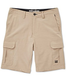 Men's Scheme X Hybrid Cargo Shorts