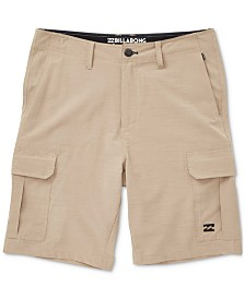 Billabong Men's Scheme X Hybrid Cargo Shorts
