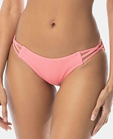 Stunner Strappy Bikini Bottoms