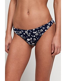 Superdry Felicity Tie Crop Bikini Bottom