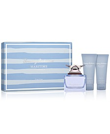 Men's 3-Pc. Maritime Journey Eau de Cologne Gift Set