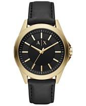 b2c9e045df5d Armani Exchange Watches - Macy s