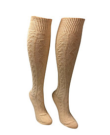 Love Sock Company Women's Knee High Socks - Knitted Boot