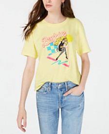 Love Tribe Juniors' Barbie Graphic T-Shirt
