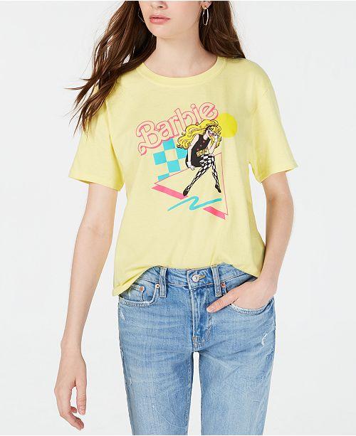 Love Tribe Juniors' Barbie Graphic T-Shirt