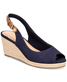 Tommy Hilfiger Women's Nhalia Wedge Sandals