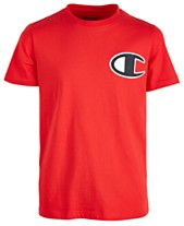 289500187 Champion Big Boys Logo T-Shirt