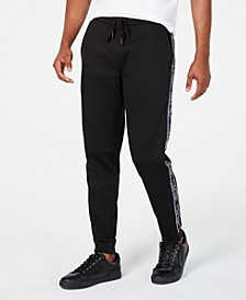 Men's Side-Striped Joggers