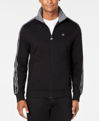 Men's Zip-Front Sweatshirt