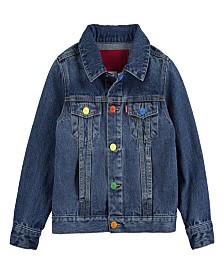 Levi's® x Crayola Rainbow Trucker Jacket