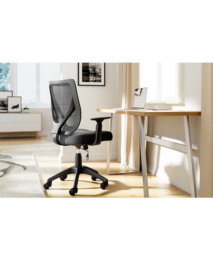 Serta - Works Ergonomic Mesh Office Chair, Quick Ship