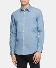 Calvin Klein Men's Western Shirt