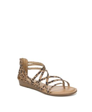 CARLOS BY CARLOS SANTANA | Carlos by Carlos Santana Amara Braided Flat Sandals Women's Shoes | Goxip